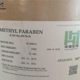 Nguyên liệu mỹ phẩm Methyl Parapen
