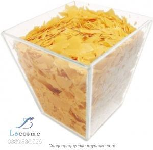 Sáp Carnauba nguyên liệu mỹ phẩm