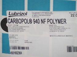 Chất tạo đặc Carbomer 940, Carbopol 940 polymer