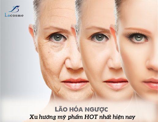 Lacosme chuyên cung cấp chất chống lão hóa dùng trong mỹ phẩm