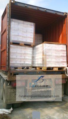 Nguyên liệu mỹ phẩm tại Tiền Giang