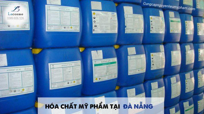 Hóa chất mỹ phẩm tại Đà Nẵng