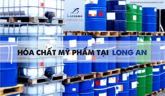 Lacosme cung cấp hóa chất mỹ phẩm tại Long An
