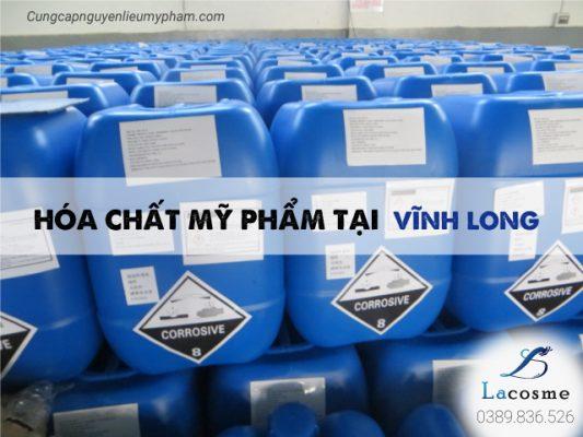 Lacosme cung cấp hóa chất mỹ phẩm tại Vĩnh Long