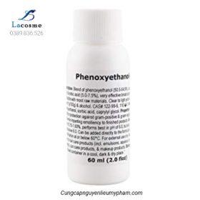 Chất bảo quản Phenoxyethanol