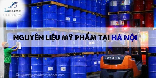 Công ty Lacosme cung cấp nguyên liệu mỹ phẩm tại Hà Nội
