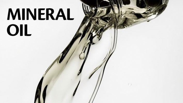 Nguyên liệu mỹ phẩm: dầu paraffin Ấn Độ