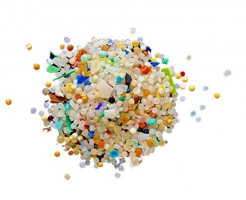 Hạt vi nhựa trong mỹ phẩm