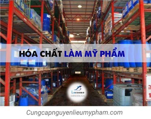 Hóa chất mỹ phẩm tại Hà Nội