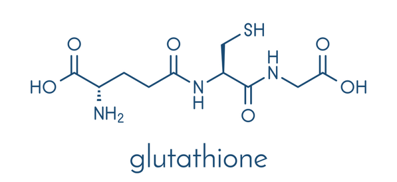hoạt chất glutathione trong mỹ phẩm