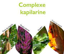 Kapilarine hoạt chất chống rụng tóc