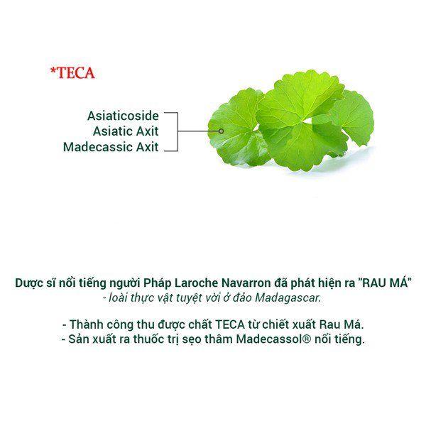 TECA hoạt chất trị sẹo