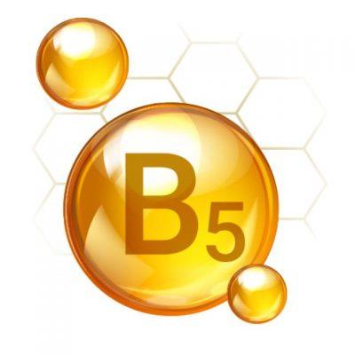 Vitamin B5 trong mỹ phẩm
