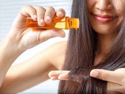 Dầu thầu dầu dưỡng tóc chắc khoẻ