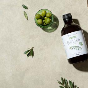 Chiết xuất từ lá olive lên men Lacosme