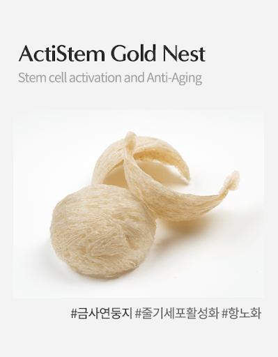 Hoạt chất ActiStem Gold Nest