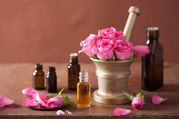 Chiết xuất hoa hồng